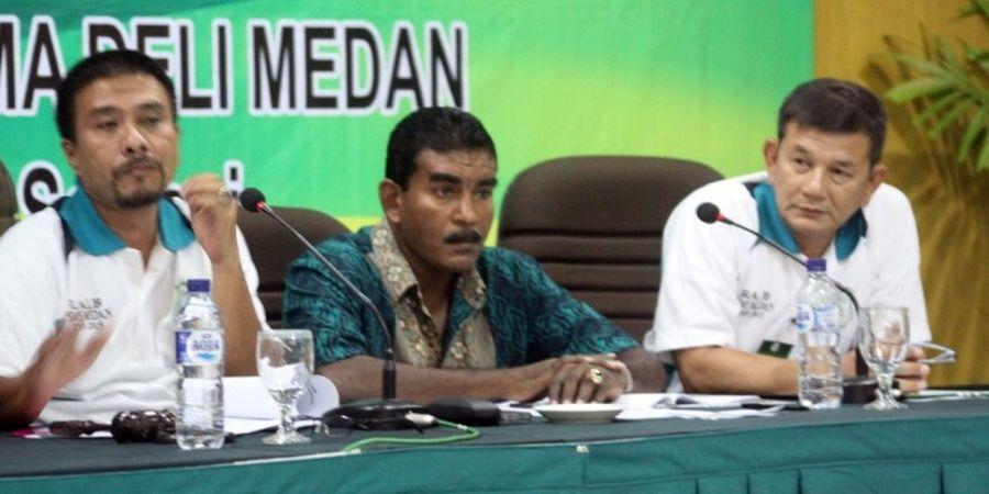 Curhat Manajemen PSMS soal Fasilitasi Laga Tunda Lawan Babel United