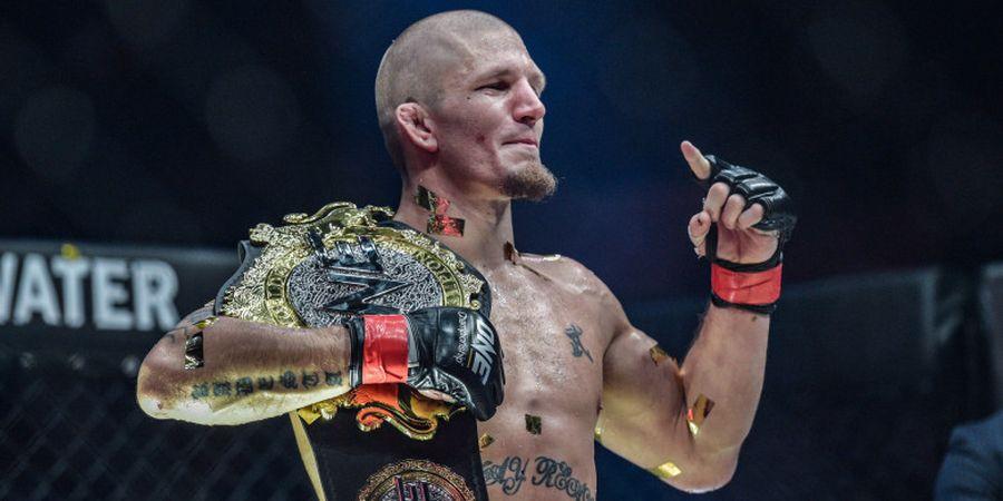 Zebaztian Kadestam Pastikan Gelar Juara Dunia ONE Welterweight