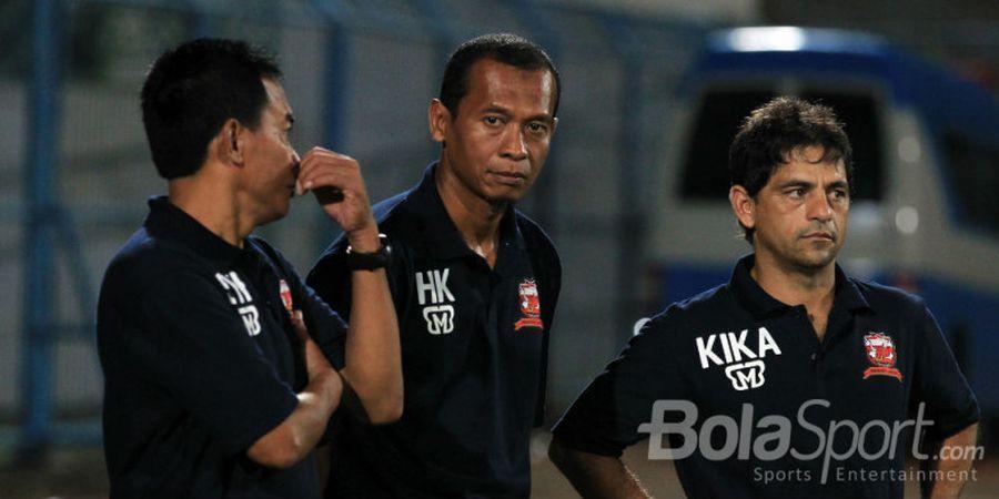 Hendro Kartiko Percayakan 2 Kiper PSM Ini Tampil Kontra Lalenok United di Piala AFC 2020