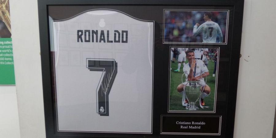 Harga Tanda Tangan Thierry Henry Setara Cristiano Ronaldo