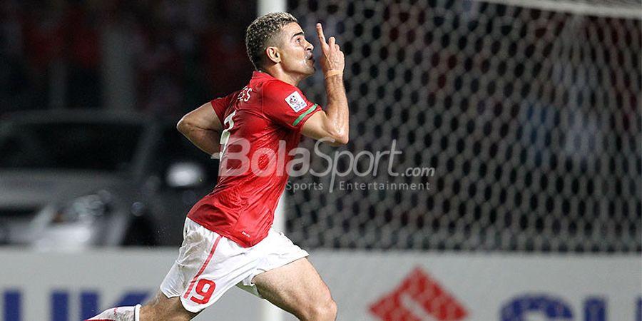 MOMEN JUARA, 15 Operan untuk Gol Cristian Gonzales di Piala AFF 2010