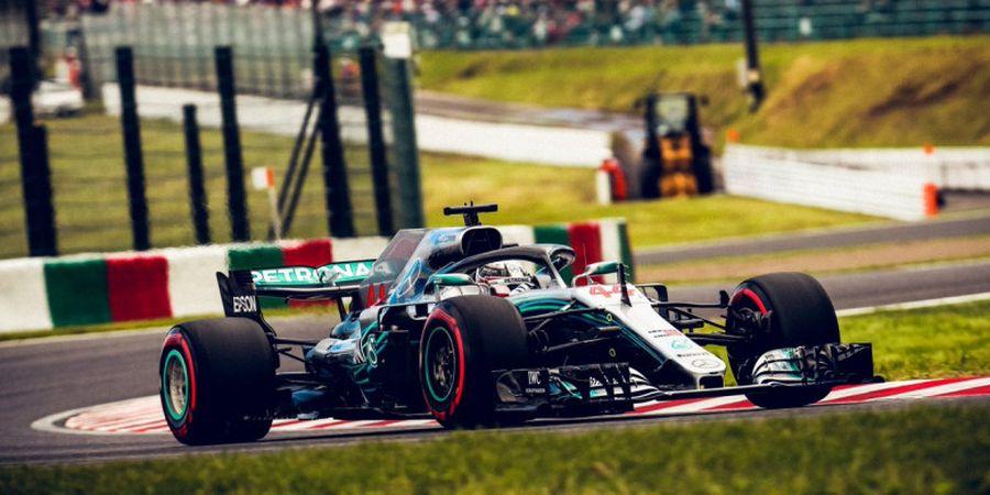 Jurnalis Italia Minta Diadakan Penyelidikan terkait Desain Pelek Mobil Lewis Hamilton