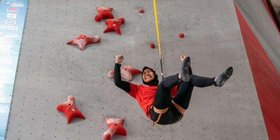 Atlet Panjat Tebing Indonesia di Olimpiade 2020 Hanya Ada Enam