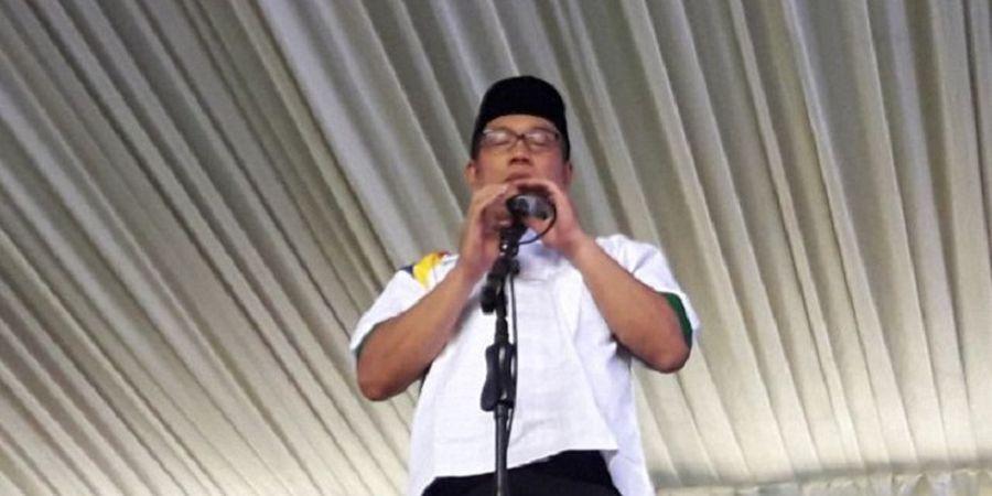 Ucapan Ridwan Kamil untuk Persib Bandung U-16, U-19, dan Persija Jakarta