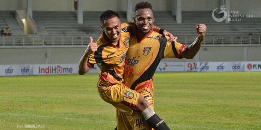 Kesulitan Lawan PSMS Medan, Skuat Mitra Kukar Bayar Lunas Kemenangan dengan Satu Gol