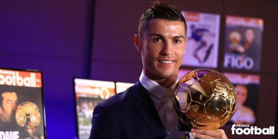 Cristiano Ronaldo Pemenang Ballon dOr 2017?
