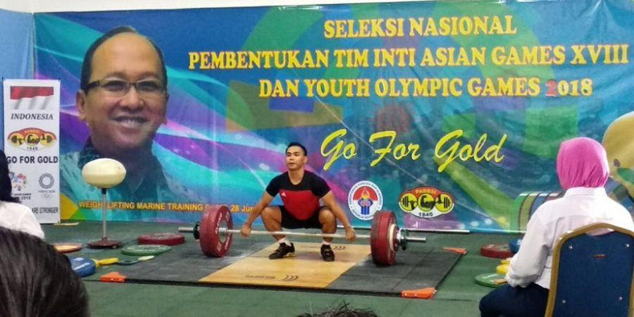 Angkat Besi Diharapkan Sumbang Lebih dari 2 Medali Emas pada Asian Games 2018