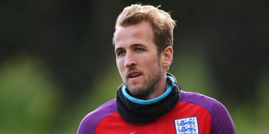 Harry Kane Akan Lakoni Debut sebagai Kapten Inggris