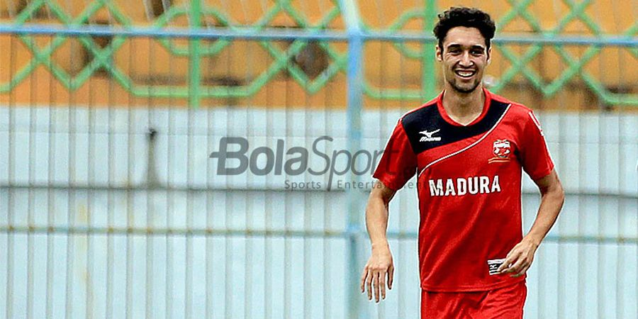 Persija Jakarta Datangkan Pemain Naturalisasi untuk Liga 1 Musim 2019