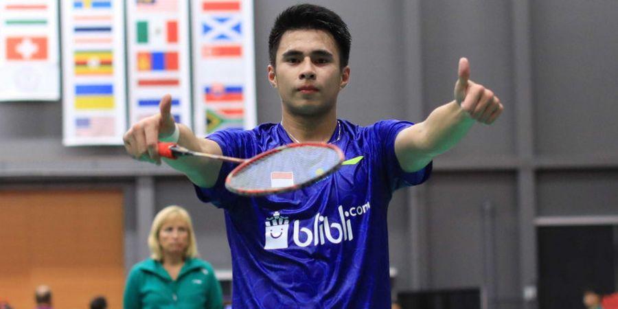 Hasil China Masters 2019 - Ikhsan: Saya Terlalu Ragu dan Hati-Hati