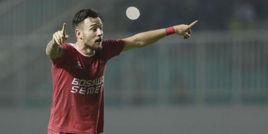 Marc Klok, Solusi Gol PSM Makassar Tanpa Si Bongsor Eero Markkanen