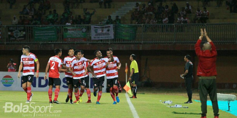 Madura United Siap Datangkan Empat Pemain Asing