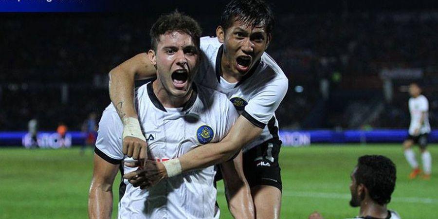 Eks Striker Sao Paulo Sebut Fan Indonesia Lebih Fanatik dari Brasil