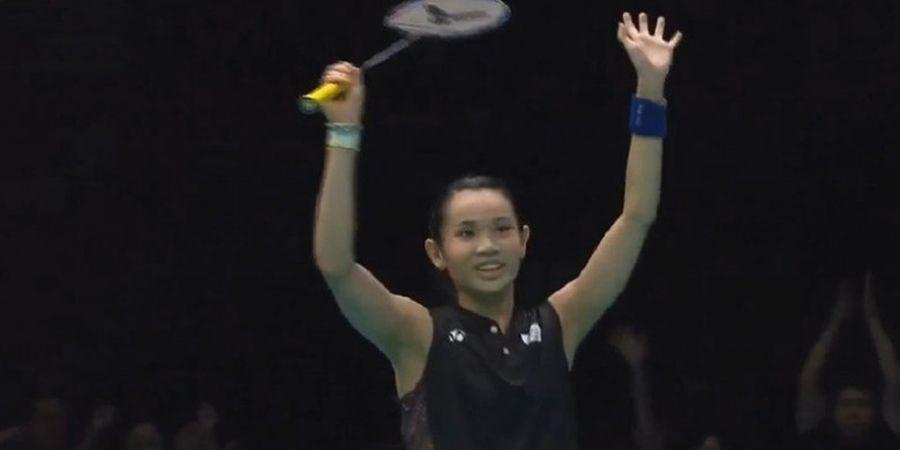 Jadi Pemain Nomor Satu Dunia Lagi, Tai Tzu Ying Khawatirkan Performanya
