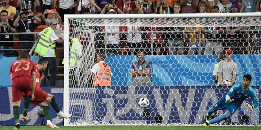 On This Day - Kiper Asia ini Sukses Bikin Cristiano Ronaldo Kecewa