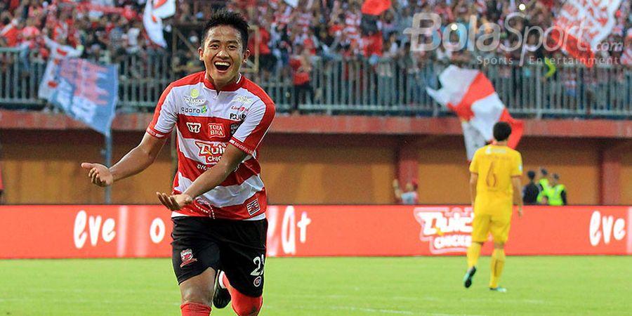 Dirumorkan Akan ke PSM Makassar, Apa Tanggapan Bayu Gatra?