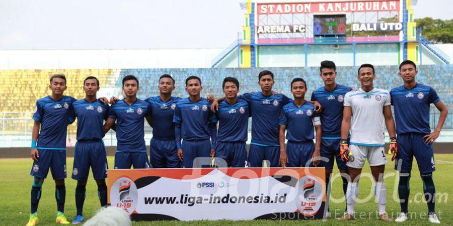 Tiga Pemain Arema FC U-19 Diproyeksikan Naik Kelas ke Skuat Senior