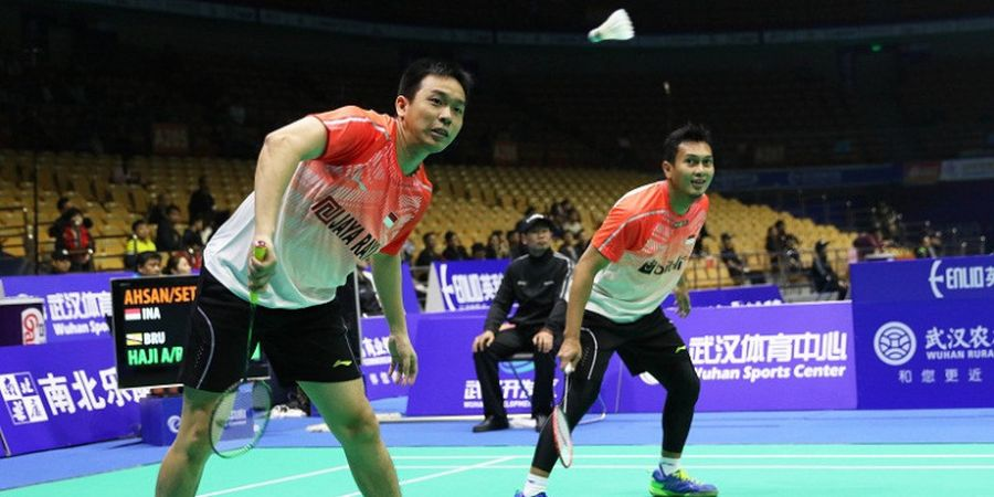 Kemenangan Ahsan/Hendra Bawa Indonesia Kembali Samai Skor Korea