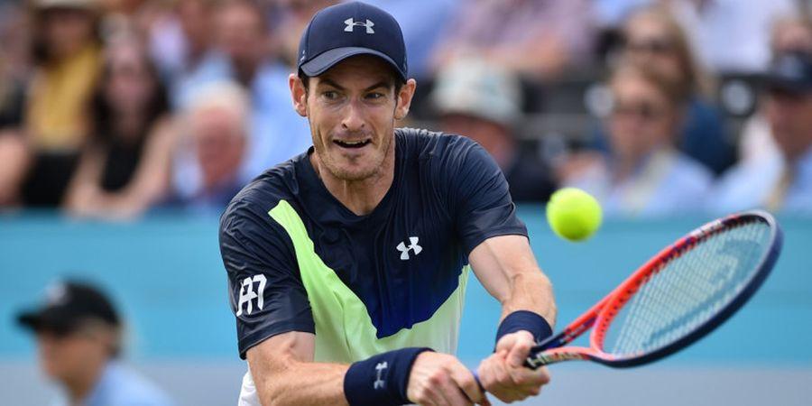 Fokus Wimbledon 2020, Andy Murray Absen di Prancis Open 2020