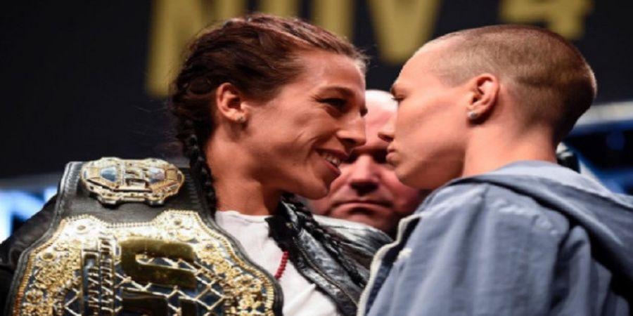 Preman Cantik UFC Kembali Juara, Joanna Jedrzejczyk Bisa Mencak-mencak