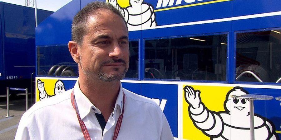 Bos Michelin Bantah Ban Baru Hanya Untungkan Yamaha dan Suzuki