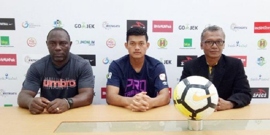 Barito Putera Pecat Seluruh Pemain Asingnya, Jacksen F Tiago Ungkap Alasannya