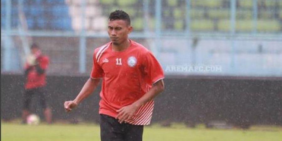 Selangkah Lagi, Penyerang Arema FC Pindah ke Madura United