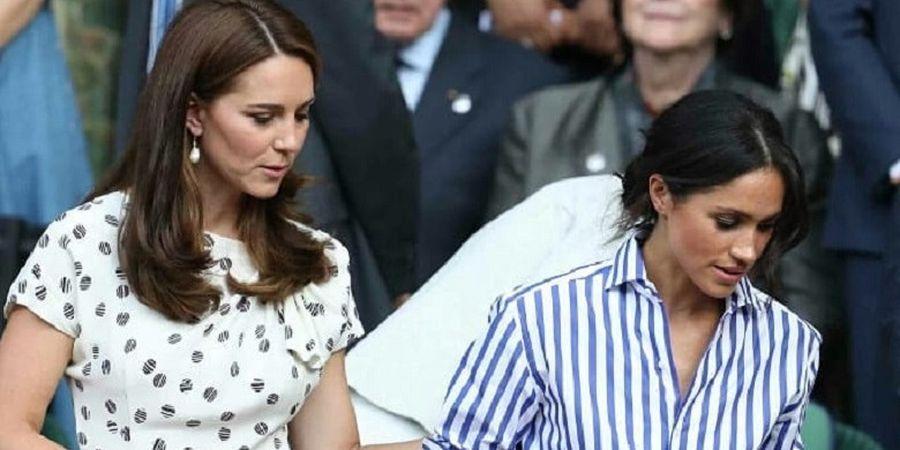 2 Putri Kerajaan Inggris Saksikan Final Wimbledon 2018, Gayanya Curi Perhatian