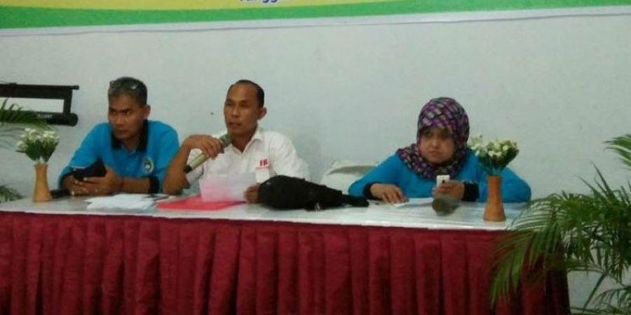 Asprov PSSI Sumut Imbau Klub Tak Perlu Cemas