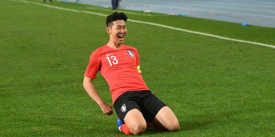 Kisah Son Heung-Min Pemain yang Mewakili Ambisi Asia di Level Internasional