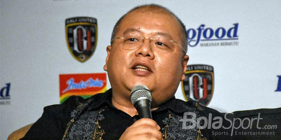 Pengakuan Bos Bali United Soal Uang Subsidi Liga 1 Musim 2017