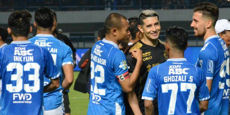 Resmi, Persib Bandung Perpanjang Kontrak Satu Pemain Naturalisasi