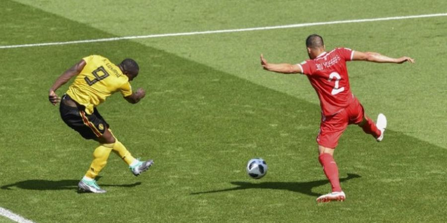 Didier Drogba: Teknik Gerakan Atlet Tenis, Kunci Gol Pertama Romelu Lukaku