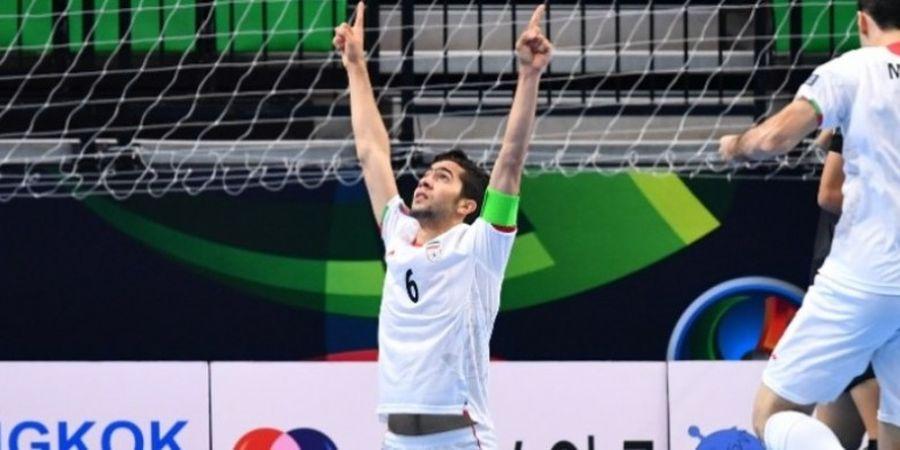 Iran dan Irak Bersua di Final Kejuaraan Futsal Asia U-20 2017