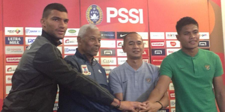 Timnas Mauritius Waspadai Tiga Pemain Timnas Indonesia Ini