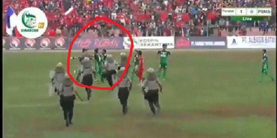 Pemain PSMS Medan Ricuh dengan Aparat Keamanan, Begini Tanggapan Djadjang Nurdjaman