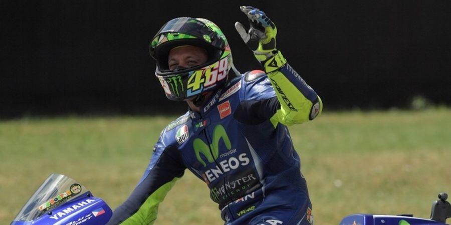 Rossi: Saya Akan Senang jika Ada Jeda Setelah GP Italia