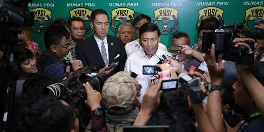 Kondisi Terkini Ketua Umum PB PBSI Wiranto Usai Alami Penyerangan
