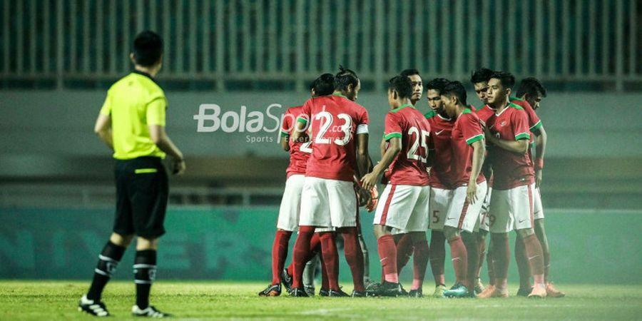 Link Streaming Timnas U-23 Indonesia Vs Timnas U-23 Thailand