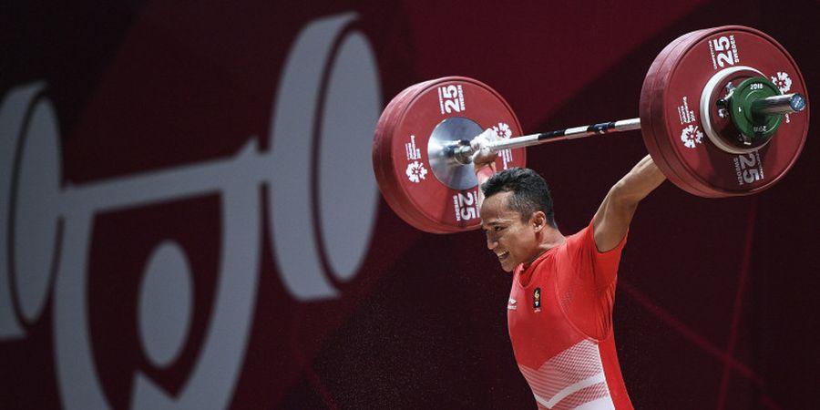 Wacana Penghapusan Cabang Angkat Besi pada Olimpiade 2024 Dibatalkan