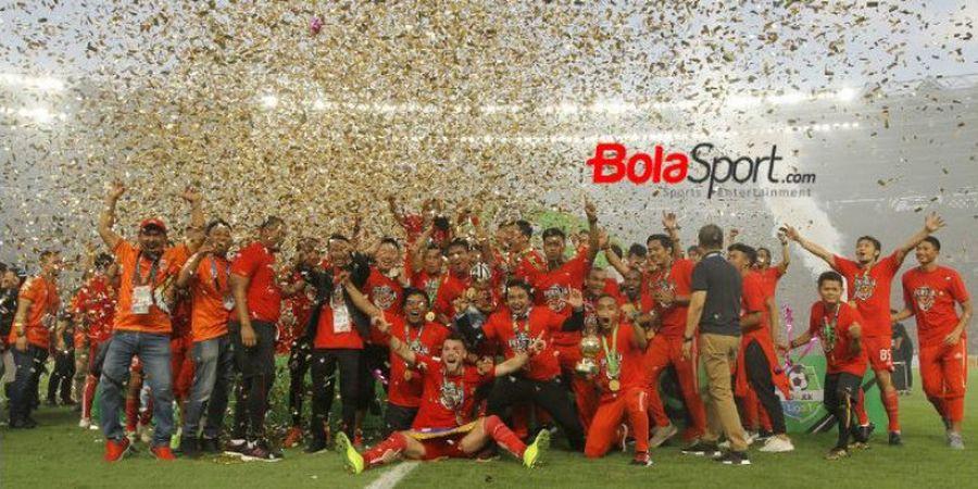 AFC Rilis Ranking Liga Sepak Bola Se-Asia, Liga Indonesia Mengenaskan!