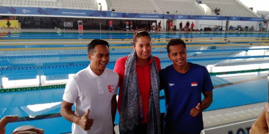 Ketum PB PRSI Optimistis Skuat Akuatik Indonesia Bisa Bersinar pada Asian Games 2018