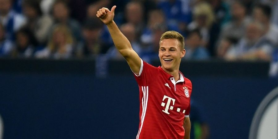 FC Bayern Gugat Media Jerman akibat Berita Palsu soal Kimmich