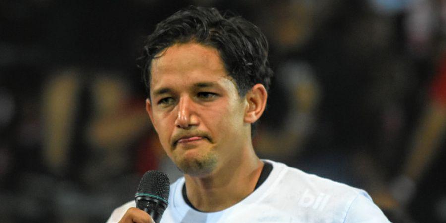Timnas Indonesia Dijamu Malaysia, Irfan Bachdim Selangkah Lagi Mewujudkan Mimpi di Bukit Jalil