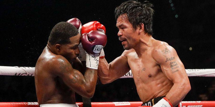 Adrien Broner Sebut Dialah Pemenang Duel Kontra Manny Pacquiao