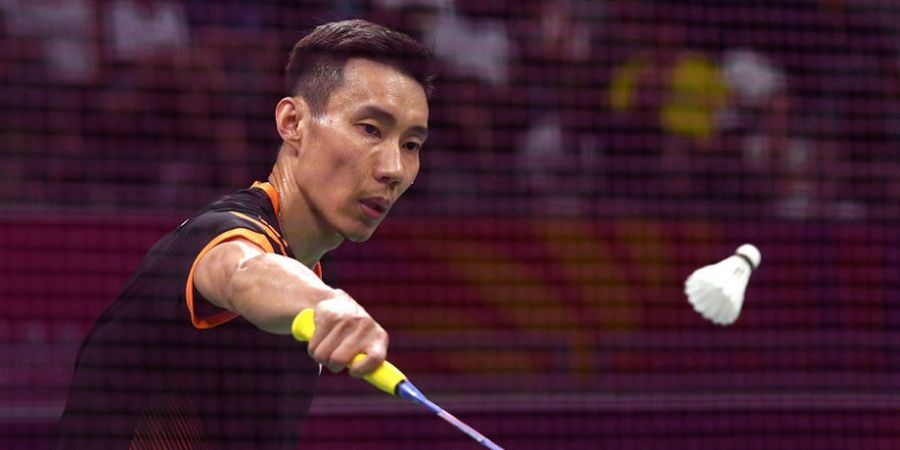 Persiapan Lee Chong Wei Jelang Final Beregu Campuran Commonwealth Games 2018