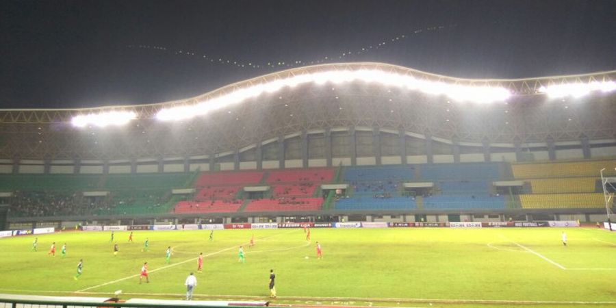 Dilema Stadion Patriot Bekasi dan Timnas U-23 Indonesia
