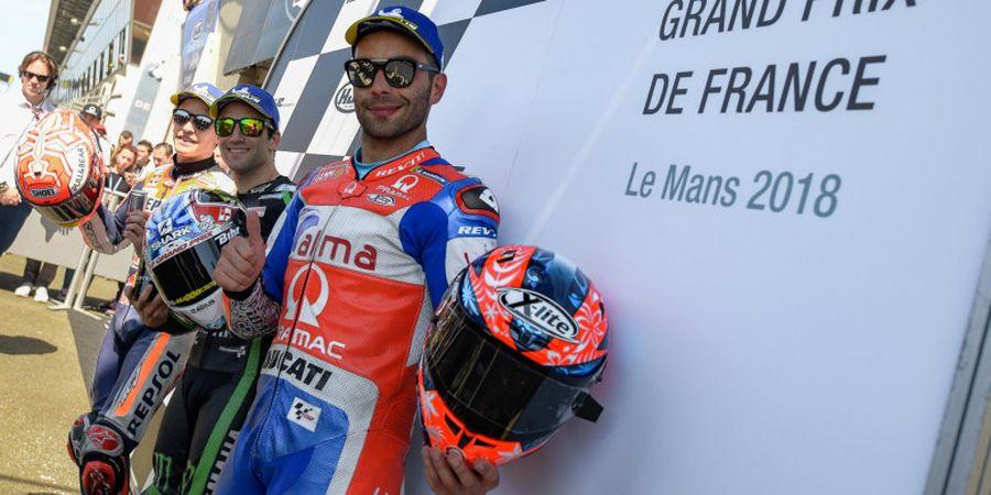 Danilo Petrucci Akui Tiru Marc Marquez Saat Balapan MotoGP Prancis