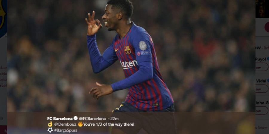 Pelatih PSG: Ousmane Dembele Gila