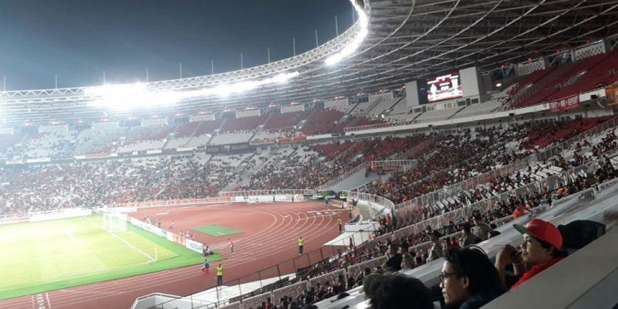 Persija 'Kehilangan' 37 Ribu Penonton Usai Menjamu Johor Darul Takzim